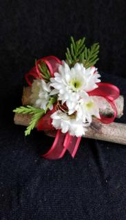 Jolly Holiday Corsage