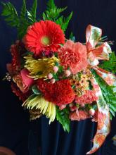 Beautiful Bright hand tied bouquet